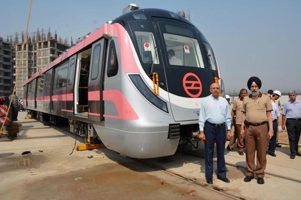 essay on delhi metro