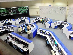 Shatri Park Operations Control Centre - photo: Economic Times, used under Creative Commons License (By 2.0)