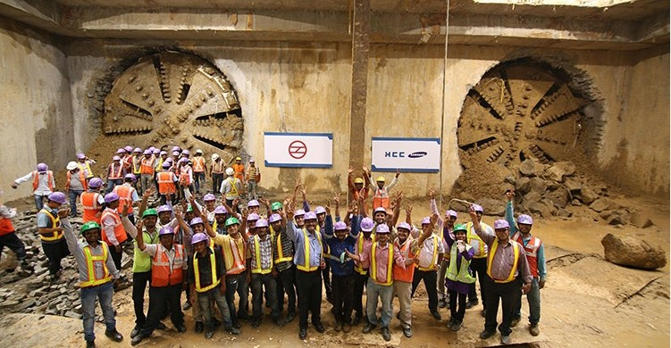 Celebrations at Dabri Mor - photo: Tunnel Talk, used under Creative Commons License (By 2.0)