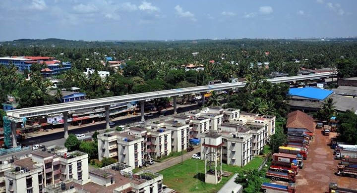 Kochi Metro Metro - photo: Kochi Metro FB, used under Creative Commons License (By 2.0)