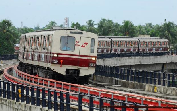 Kolkata Metro - photo: Live Mint, used under Creative Commons License (By 2.0)