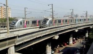 Mumbai Metro - photo: The Hindu, used under Creative Commons License (By 2.0)