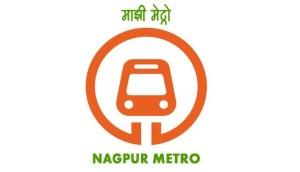 Nagpur Metro Logo - photo: Nagpur Metro FB, used under Creative Commons License (By 2.0)