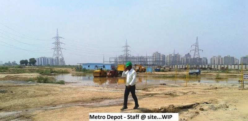 Metro Depot - photo: Suresh2708, used under Creative Commons License (By 2.0)