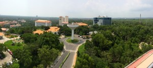 Technopark, Trivandrum - photo: Ajithpithu, used under Creative Commons License (By 2.0)