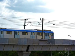 Hyderabad Metro - photo: Kranthi Kumar, used under Creative Commons License (By 2.0)