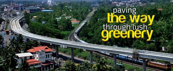 Image result for kochi metro completed images
