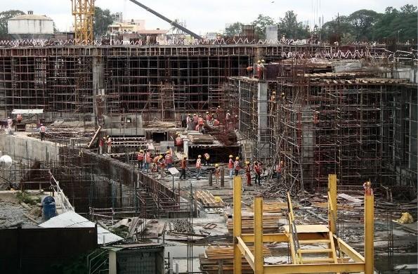 Majestic Interchange - photo: Karnataka News, used under Creative Commons License (By 2.0)