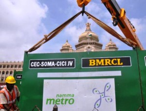 Barricade image from 2010 - Photo Copyright: The Hindu