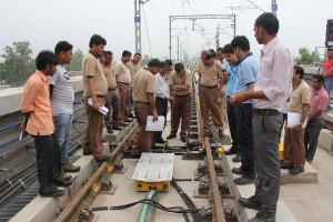 CMRS Inspection - photo: Haryana Abtak, used under Creative Commons License (By 2.0)