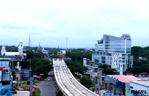 Kochi Metro - Photo Copyright Kochi Metro FB