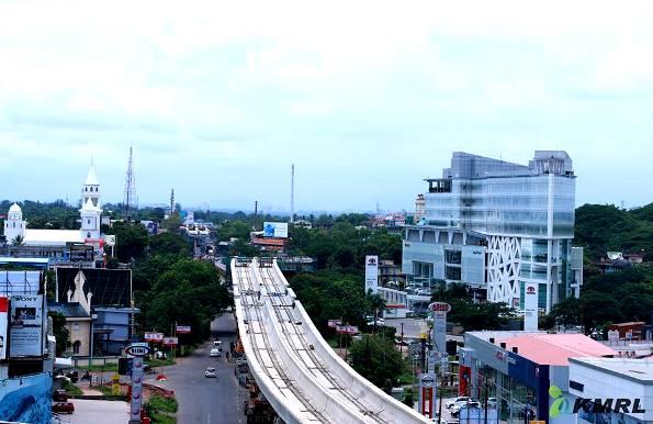 Kochi Metro - Photo Copyright Kochi Metro FB