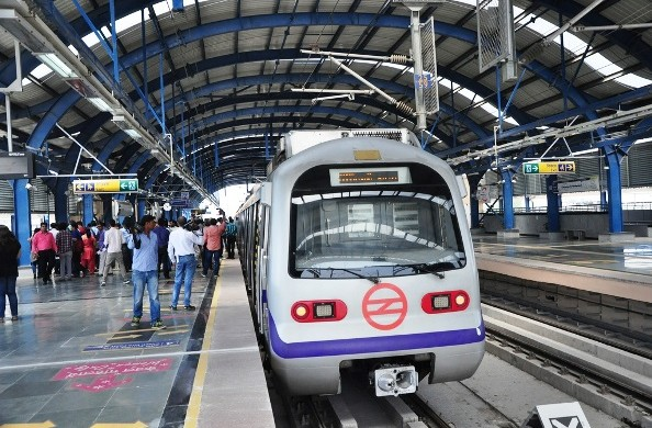 Released by DMRC prior to inauguration