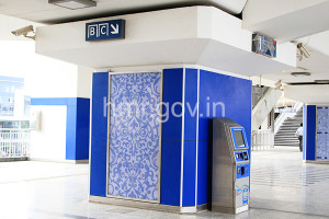 Kiosk to load smart card