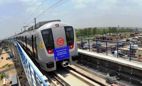 July 3 - first trial run on this section underway - Photo Copyright: FirstPost
