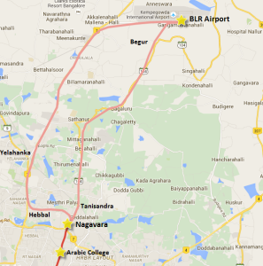 Phase 2A connecting Nagavara with Kempegowda International Airport