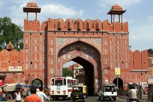 Chandpole Gate - Photo Copyright: RonnyG