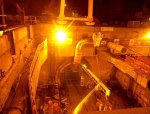 view of the Chandpol shaft - Photo Copyright: Sugato Sinharay