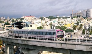 A Bangalore Metro train shot after Reach 2 was inaugurated on Nov 16 - Photo Copyright: New Indian Express