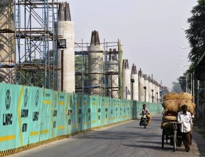 Lucknow Metro - Photo Copyright: