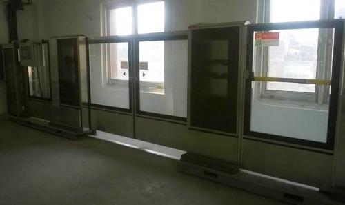 Delhi Metro Begins Installing Platform Screen Doors The