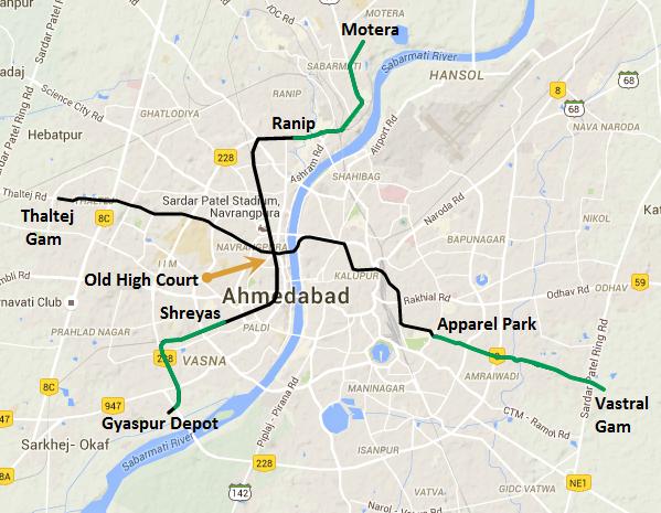 AhmedabadMetroMap