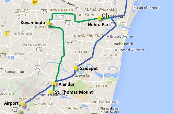 ChennaiMetroMap