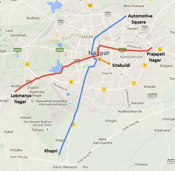 NagpurMetroMap