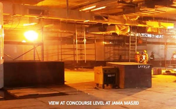 Jama Masjid - Photo Copyright: DMRC