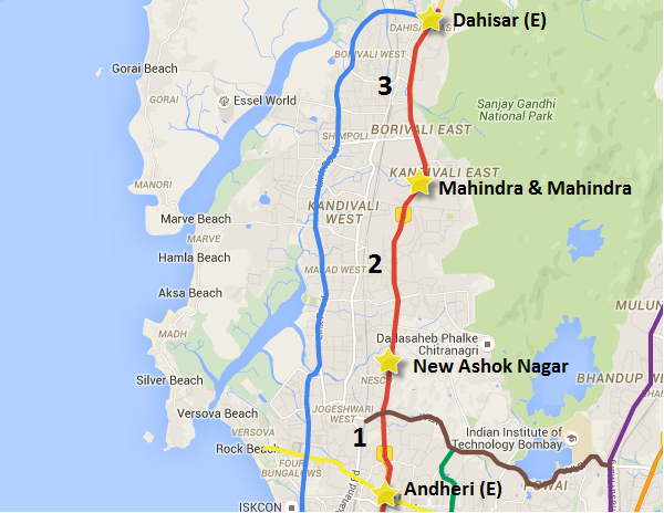 MumbaiMetroPackages