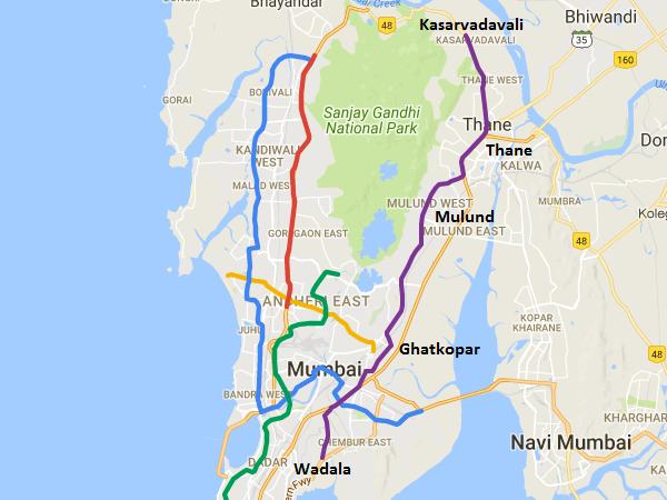 Db Hill Louis Berger Jv Wins Mumbai Metro Line 4 S Gc