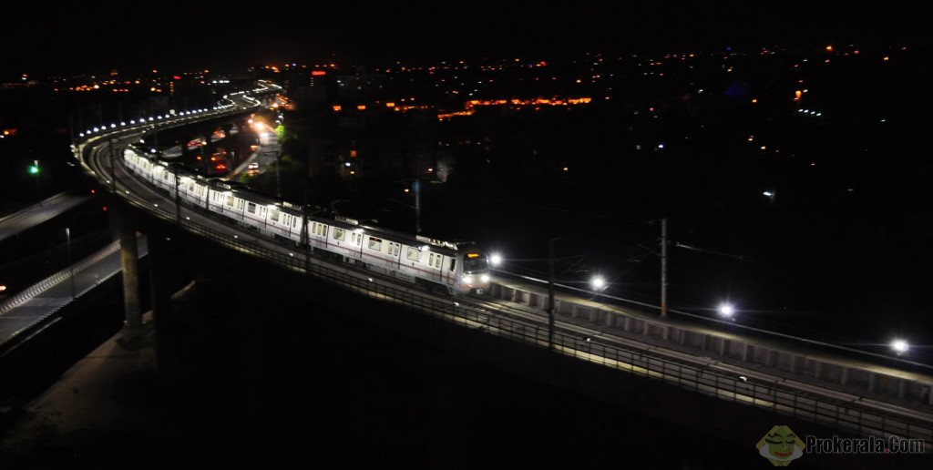 Jaipur Metro - photo: ProKerala, used under Creative Commons License (By 2.0)