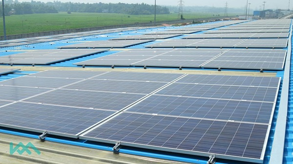 Solar Panel Installation Completed at Kochi Metro's Muttom Depot