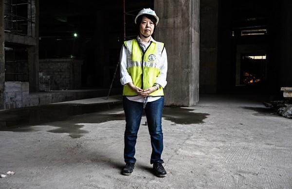 Reiko Abe - Photo Copyright: Japan Times