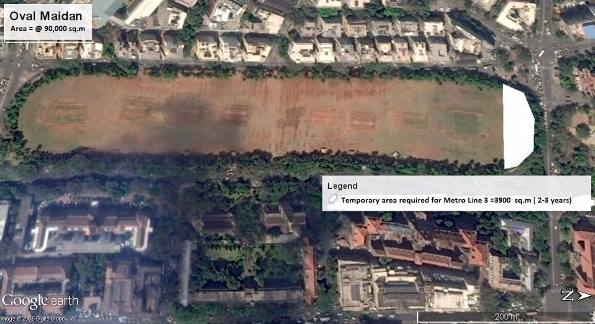 Oval Maidan - image sourced from MMRC
