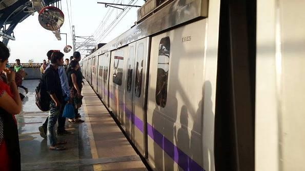 Soon.. - Photo Copyright Fariabad Metro - FB