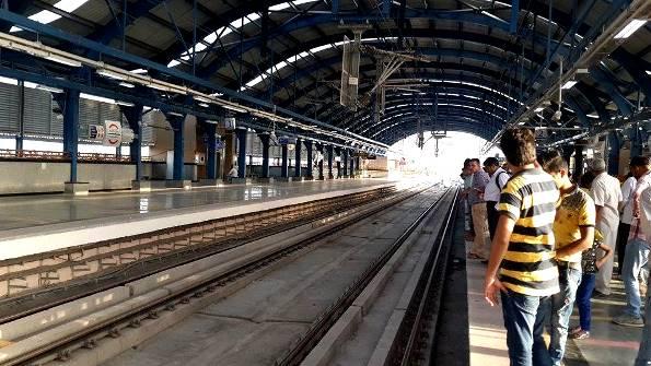 Photo Copyright Fariabad Metro - FB