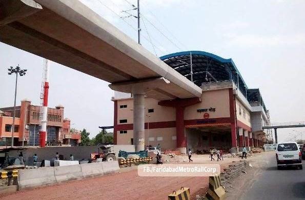Badhkal Station