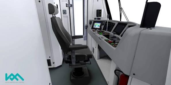 Driver's cabin