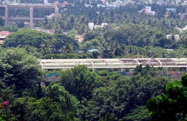 OTA Station's roof - Photo Copyright: Vinoth Thambidurai