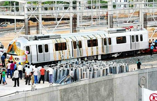 First coach arrived on May 20 2013 - Photo Copyright: Economic Times