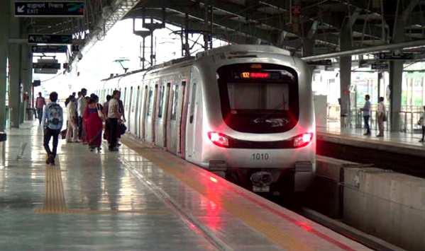 Line 1 - Photo Copyright: India.com
