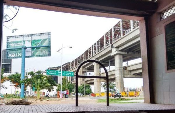 view from a subway - Photo Copyright: Digital Journo