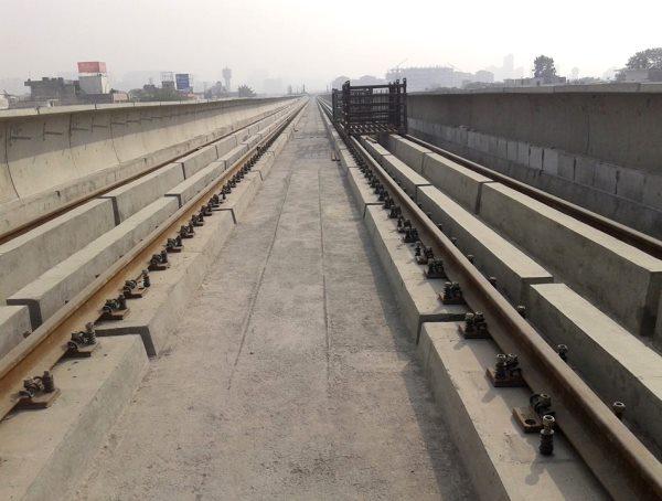 Between Sikanderpur and DLF Phase 1 - Photo Copyright: Rahul Gupta