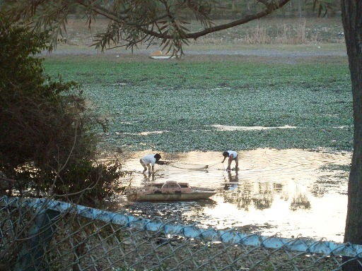 """Kengeri Lake in 2013 - Photo Copyright: Lakes in Bangalore"""">"""