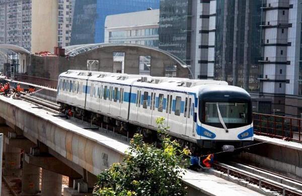 Gurgaon Metro - Rapid MetroRail Gurgaon