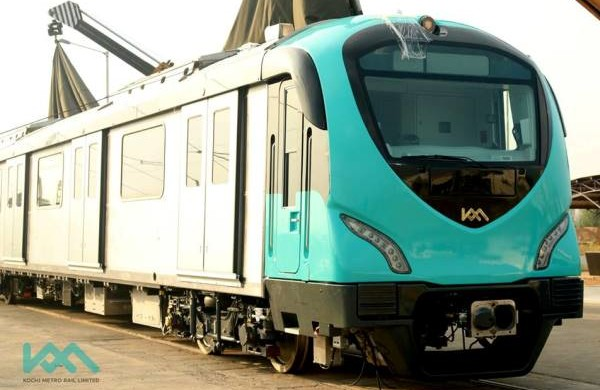 Photo Copyright: Kochi Metro