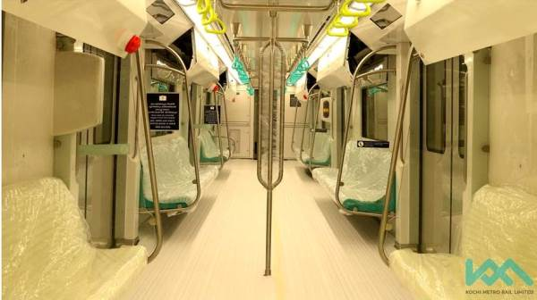 Photo Copyright: Kochi Metro Rail