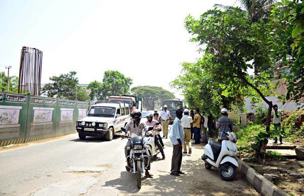 BangaloreMetroPier