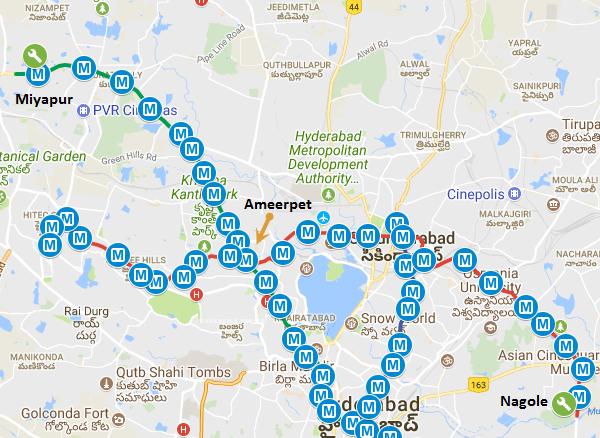 L&TMRHL Announces Hyderabad Metro's Fares, Smart Card